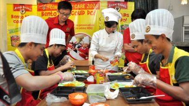 Photo of Ayam Brand Charity Event