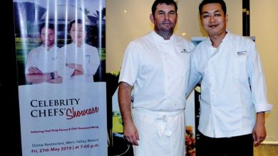 Photo of Ipoh's Celebrity Chef Treats at the Dome
