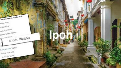Photo of Ipoh's Listing in Lonely Planet