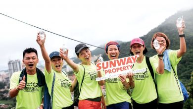 Photo of Ipoh's First Environmental Race