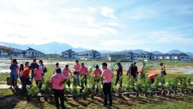 Photo of Raya Open House & Tree Planting at Bandar Baru Sri Klebang