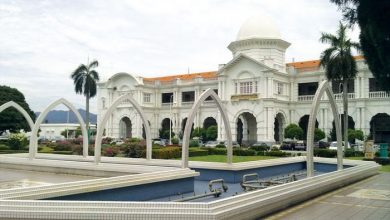 Photo of Replacement of the 'Taj Mahal of Ipoh' Fails to Shine