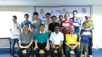Photo of Tan Sri Lee Loy Seng Chess Championship – Ipoh Leg (28 Aug 2016)