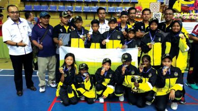 Photo of Perak Tennis Teams Win Big at MSSM