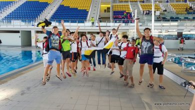 Photo of Perak Wins Water Polo