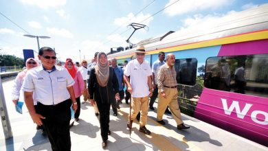 Photo of Commuter Services to Padang Rengas Onwards