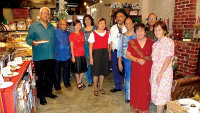 Photo of Portuguese Eurasians' Hi-Tea Party for Malaysia Day