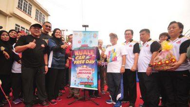 Photo of Kuala Kangsar's Car-Free Day
