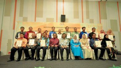 Photo of Ipoh City Council Receives SAGA Certificate