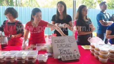 Photo of PPCS Charity Food Fair