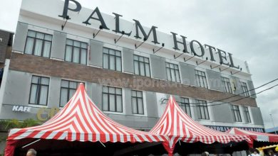 Photo of Palm Hotel Opens