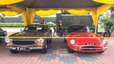Photo of Classic Cars on Show