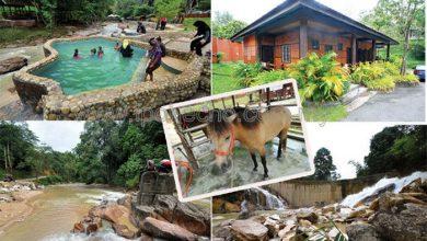 Photo of Lubuk Timah Hot Springs
