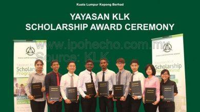 Photo of Yayasan KLK Scholarships for Young Malaysians