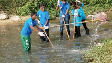 Photo of RIVER Rangers Clean Sungai Buntong
