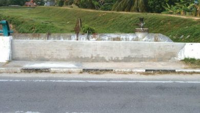 Photo of Damaged Wall Repaired