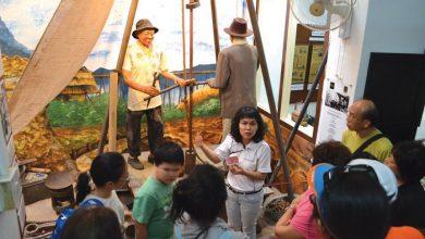 Photo of Volunteers Visit Museums