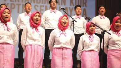 Photo of Kota Bharu Choir Wins