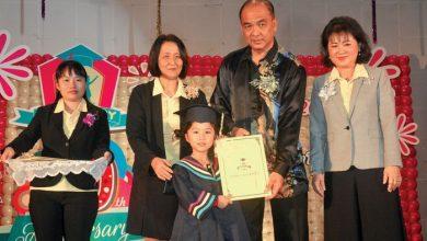 Photo of KinderJoy's 20th Graduation Concert