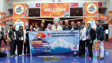 Photo of World Parkinson Congress