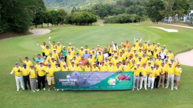 Photo of Cabaran Premix Charity Golf Tournament