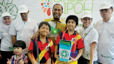 Photo of Towards a Greener Ipoh