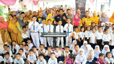 Photo of PORT to Foster SK Tambun's Music Talent