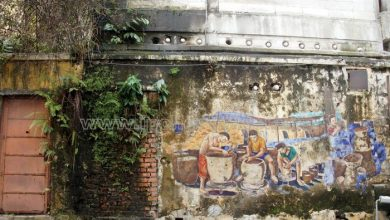 Photo of Abandoned Murals