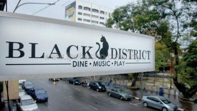 Photo of Black District 1902
