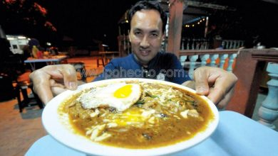 Photo of Firdaus, the Kuey Teow Seller