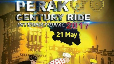 Photo of Perak International Century Ride 2017