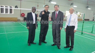Photo of Tan Sri Lee Loy Seng Badminton Complex