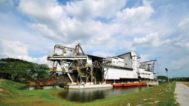 Photo of Mining Heritage: Tanjung Tualang Tin Dredge No.5