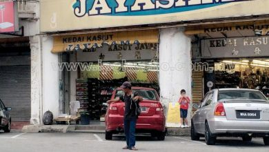 Photo of Parking Touts in Ipoh
