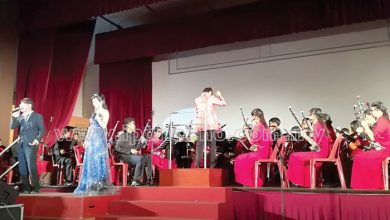 Photo of Seri Keledang Secondary Chinese Orchestra Concert