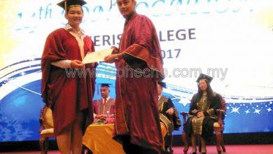 Photo of Lee Toast of Keris College