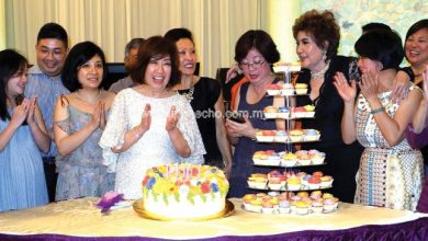 Photo of Christine Yeoh Celebrates 70th Birthday