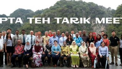 Photo of PTA's Third Teh Tarik Session