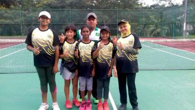 Photo of Perak Girls Win Gold