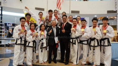 Photo of Kejohanan Taekwon-Do Kebangsaan