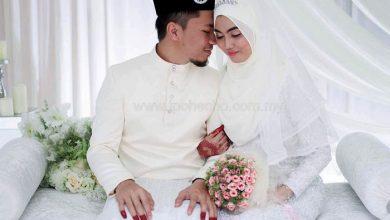 Photo of Luqman & Noraiza Tie the Knot