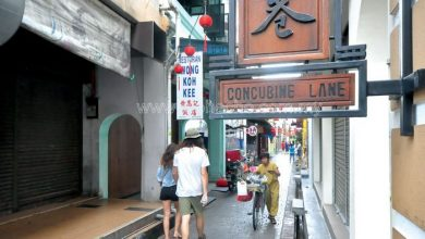 Photo of Is Concubine Lane just an emporium of Chinese tat?