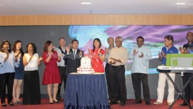 Photo of Silver Jubilee Dinner