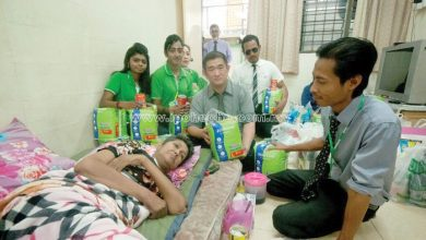 Photo of Timely Assistance for Widow
