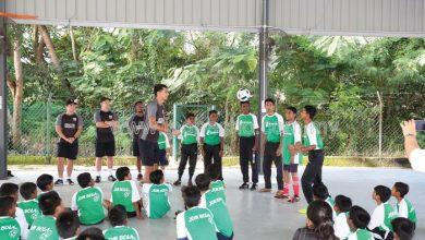 Photo of Lafarge Malaysia's Jom Bola