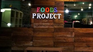 Photo of Foods Project