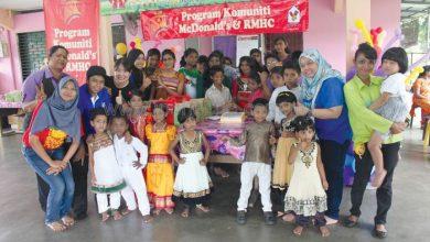 Photo of McD Shares Deepavali Joy