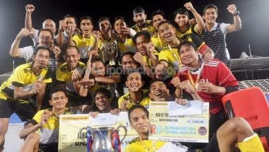 Photo of Perak Wins Hands Down