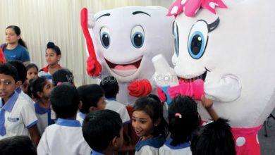 Photo of A Dental-themed Deepavali