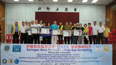 Photo of Eye Screening for the Needy